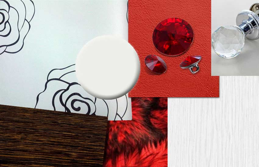 Timeless-Interior-Design-moodboard-red-white