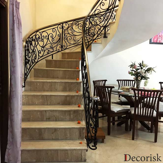classic home décor that never goes out of style staircase dining table