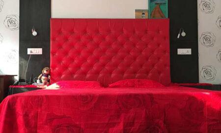 decor Timeless Interior Design red bedroom