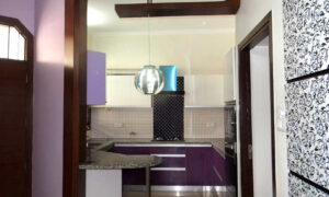 kitchen purple white modern house interior designs pictures