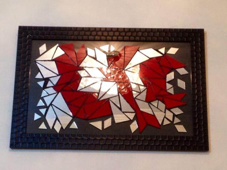 painting Timeless artwork mosaic