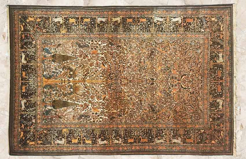 Persian-2 rugs carpets ethnic oriental
