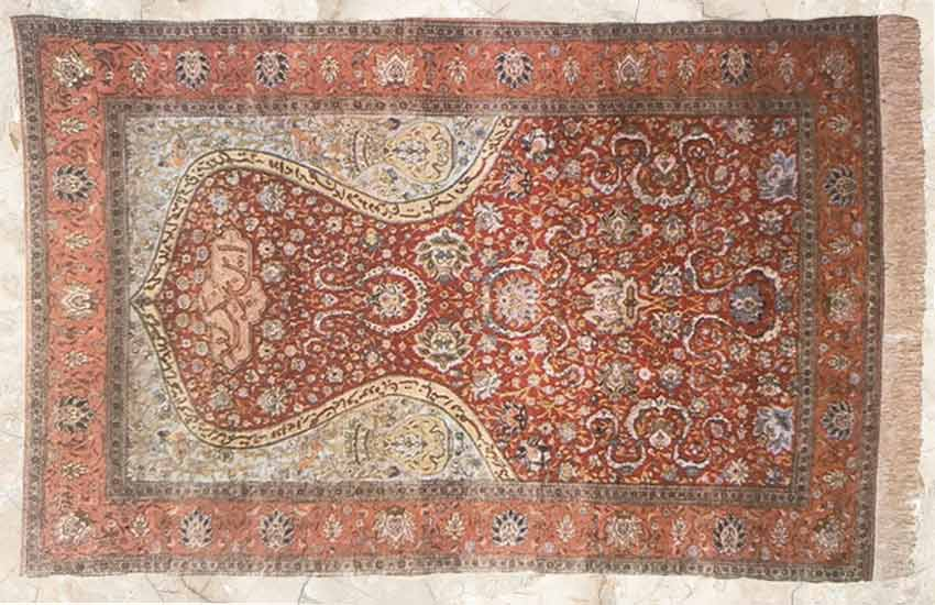 Turkish 3 rug carpet types islamic motifs