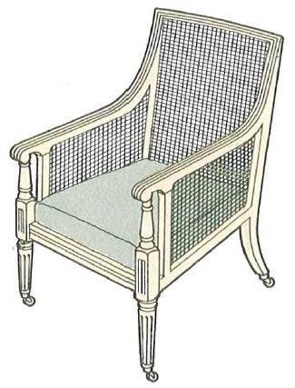 bergere-chair