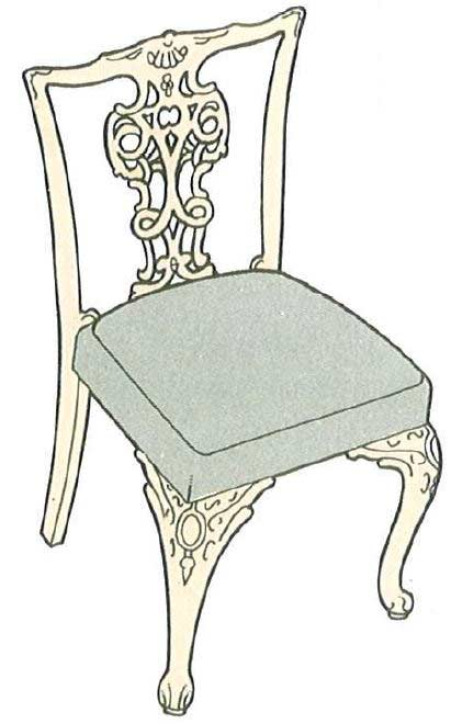 chippendale-chair