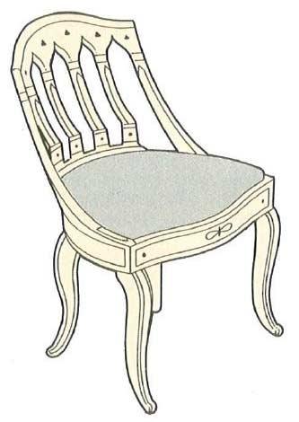 french-restoration-chair