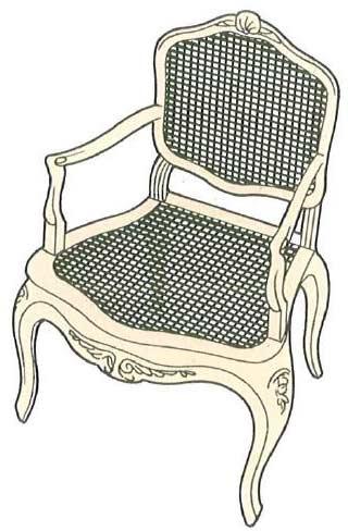 louis-14-roccoco-chair