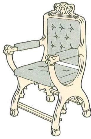 victorian-gothic-chair