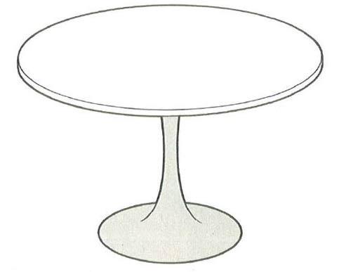 sarinen-table